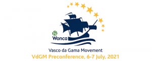 WONCA 2021 - Vasco da Gama Movement logo
